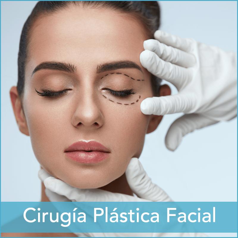 cirugía facial barcelona Clínica Mandri