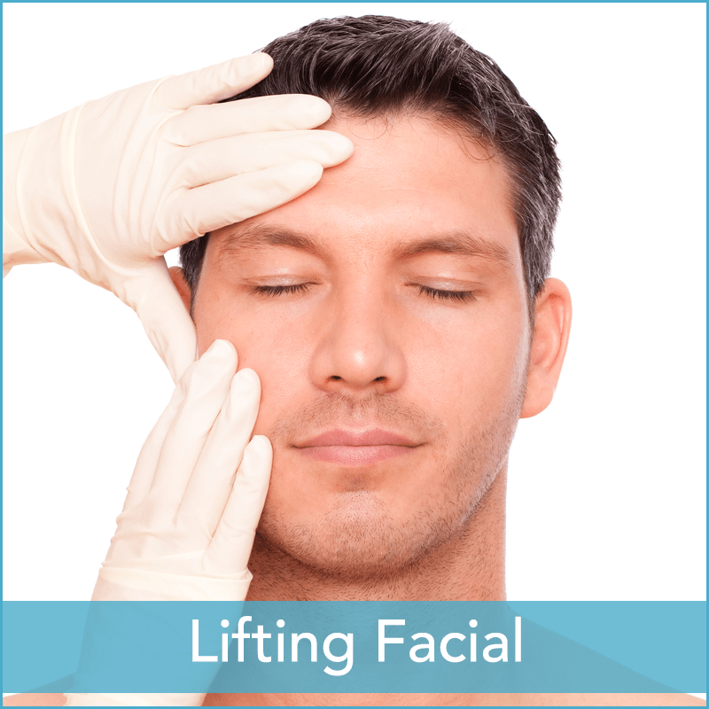 Lifting Facial Barcelona Clínica Mandri.