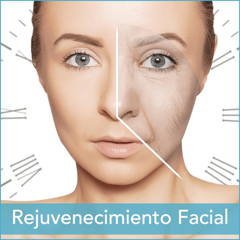 Rejuvenecimiento Facial Barcelona en Clínica Mandri.
