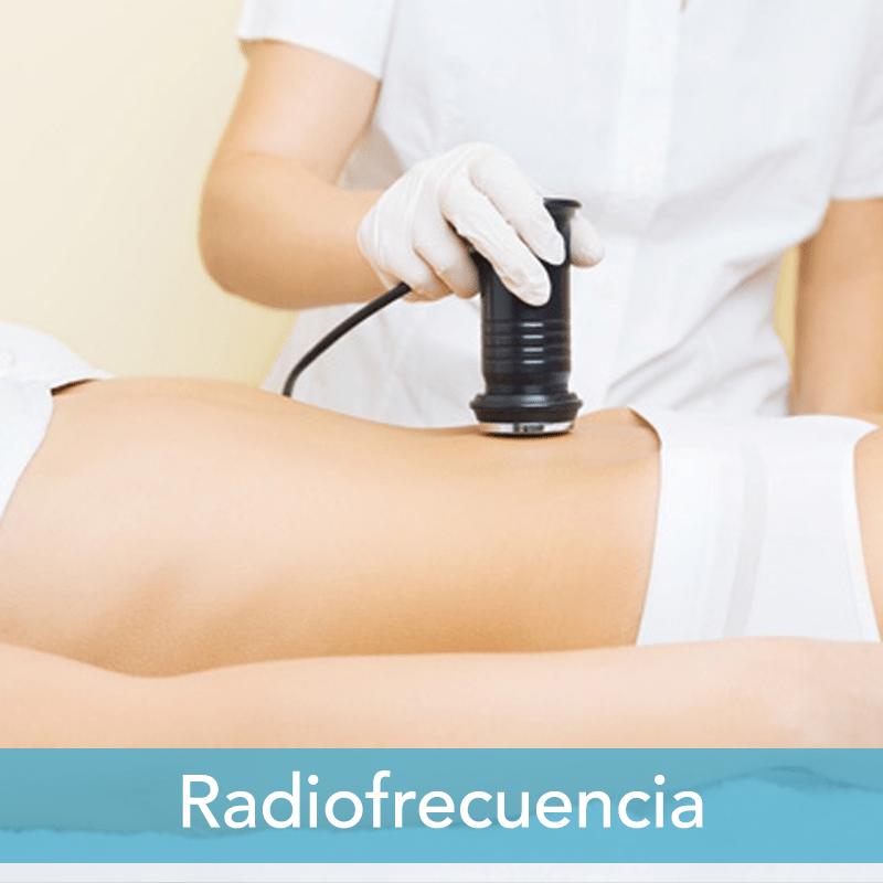 Radiofrecuencia medicina estética