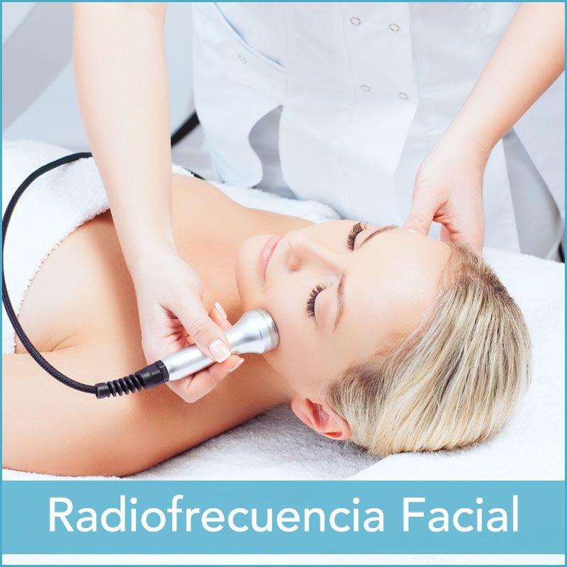 Radiofrecuencia Facial Barcelona