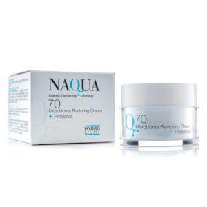 Naqua Q70 Microbioma Restoring Cream