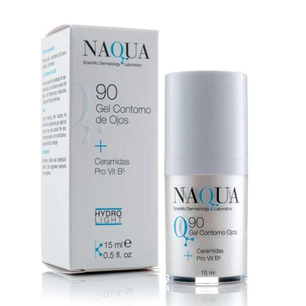 Naqua Q90 Contorno de ojos