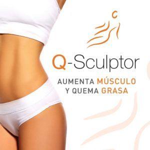 Eliminar grasa con QSculptor